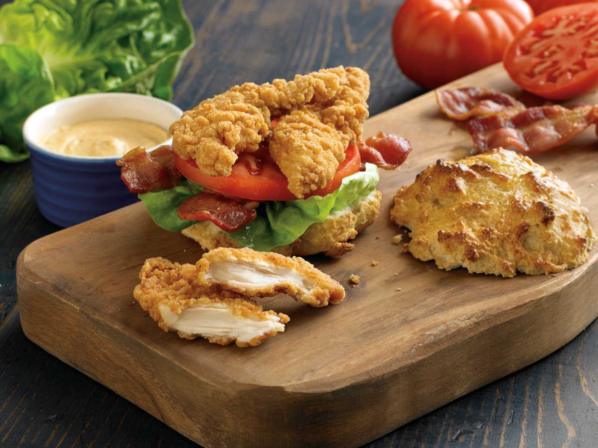 HARVESTLAND® RTC Breaded Chicken Breast Strips