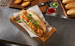 Chicken Tender Banh Mi