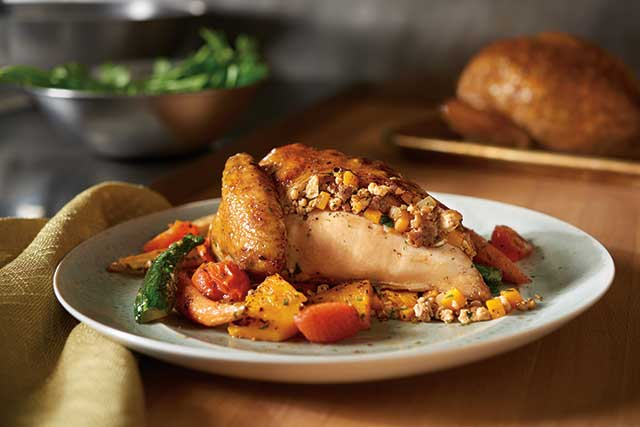 Chorizo-Stuffed Chicken Breast