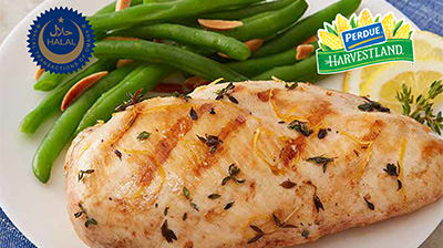 Perdue Harvestland Halal Certified Chicken