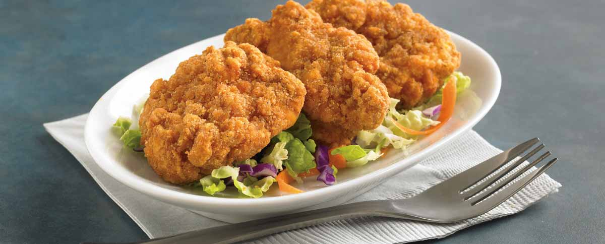 PERDUE® NAE BREADED CHICKEN BREAST CHUNKS OFFER