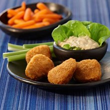 PERDUE® Fully Cooked, Breaded Chicken Breast Nuggets with Rib Meat, Frozen<br/>(80124)