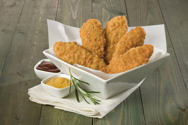 PERDUE® CHEF REDI® Ready to Cook Breaded Chicken Breast Tender, Frozen<br/>(7156)