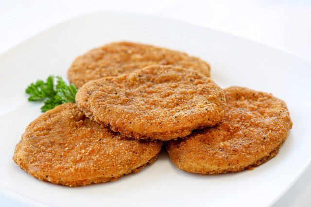 PERDUE® Fully Cooked, Breaded Chicken Breast Pattie with Rib Meat, 2.96 oz, Frozen<br/>(80125)